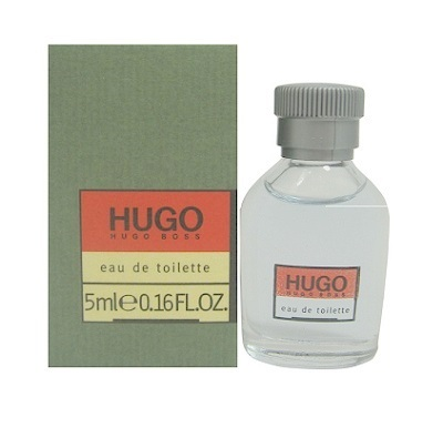Hugo Mini Cologne by Hugo Boss 8ml Eau De Toilette Spray for men